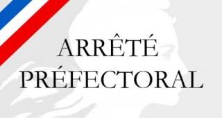 ARRETE PREFECTORAL DU 13 Octobre